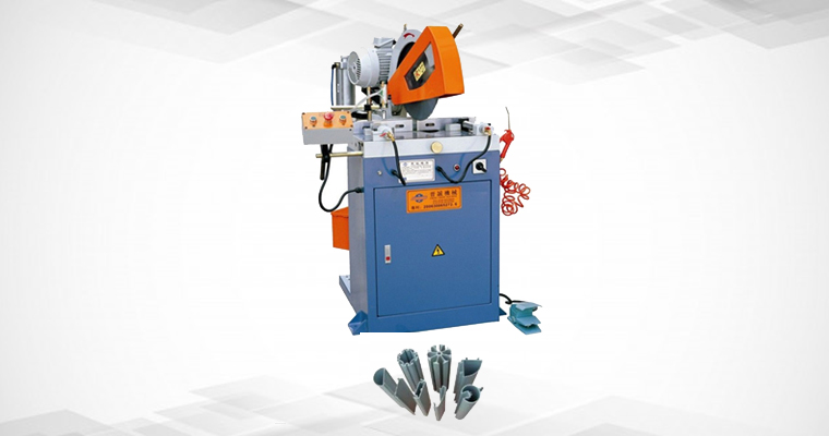 JE 80AC Semi Automatic Pipe Chamfering Machine